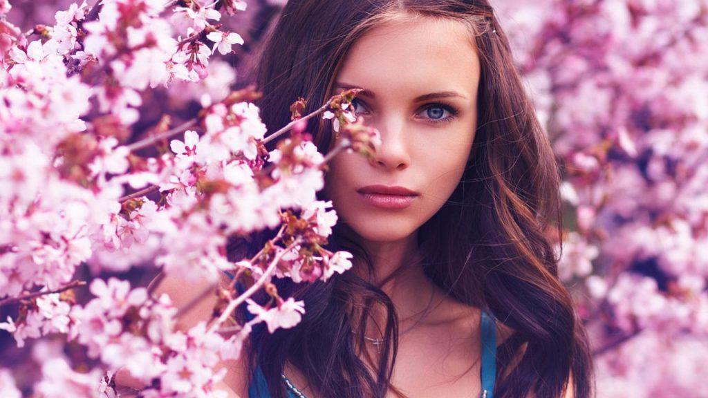 Vitamin pótló tavaszi kozmetikai arckezelés